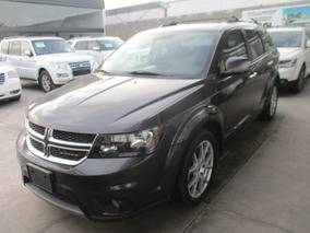 Dodge Journey R/t, 6 Cilindros, Color Granito, Modelo 2016