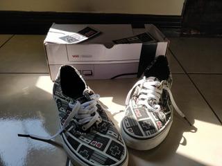 Vans Zapatos Nintendo Unisex Nintendo Edición Especial