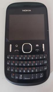 Celular Nokia Asha 201 P/retirada De Peças Sucata Ref: E10