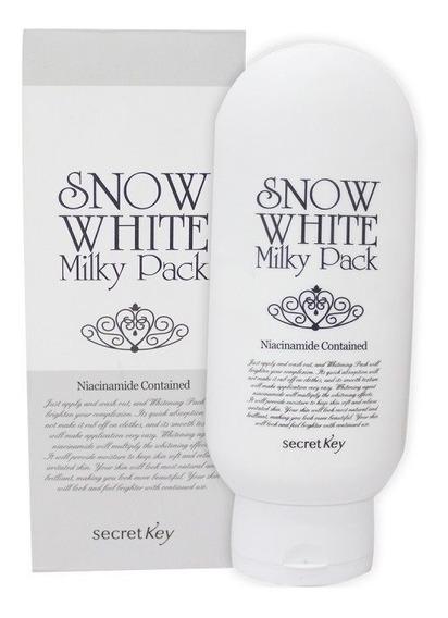 Snow White Milky Pack Crema Coreana Aclarante Original