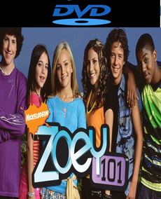 Zoey 101 Serie Completa Latino Dvds
