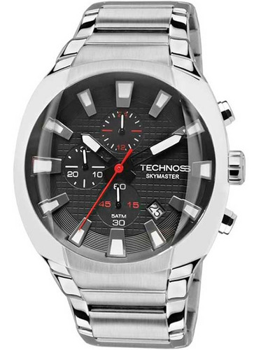 Relógio Technos Masculino Performance Skymaster Js15aw/1p