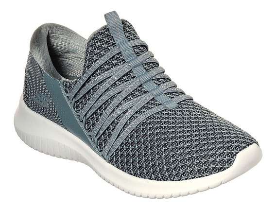 Zapatillas Skechers Mujer - Ultra Flex Future - Sin Cordones