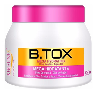 Btox Mega Hidratante - Keratinex 250gr