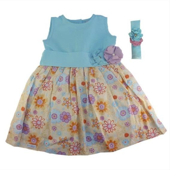 Vestido Colorido Para Meninas - Sonho Mágico.