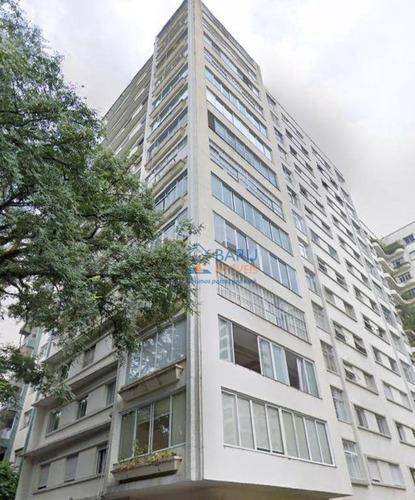 Imagem 1 de 30 de Apartamento Com 3 Dormitórios À Venda, 170 M² Por R$ 1.900.000,00 - Higienópolis - São Paulo/sp - Ap62184