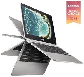 Asus Chromebook Flip C302 Touchscreen Dobrável 2 Em 1 Ótimo