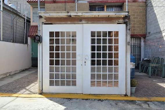 Casa En San Vicente Chicoloapan Edo De México