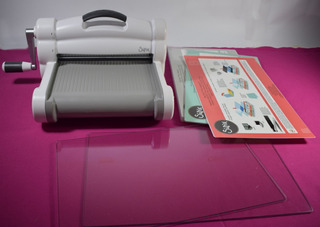 Maquina Big Shot Plus Sizzix