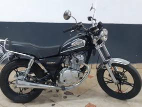 Gn 125 Suzuki Modelo2018