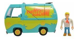 Scooby-doo Máquina Del Misterio Con Muñeco De Fred . Intek