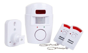 Alarme Sem Fio Com Sensor Para Parede Key West - Dni 6060