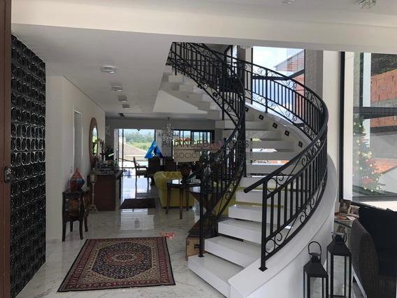 Casa Para Venda E Permuta, Área De 473 M² Sendo 5 Suítes, Cond. Reserva Da Serra, Jundiaí - Ca01692 - 34752225