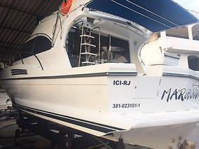 Lancha Carbrasmar Para Pesca, Barco De Comodoro!
