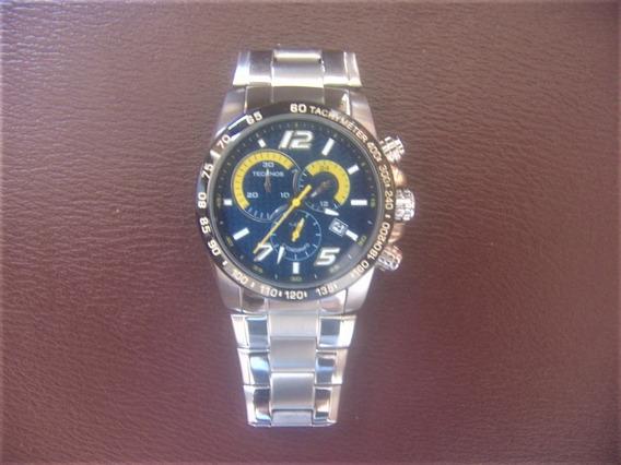 Relógio Technos Tachmeter