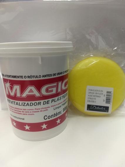 Magic Carnauba Revitalizador Box 21 + Aplicador
