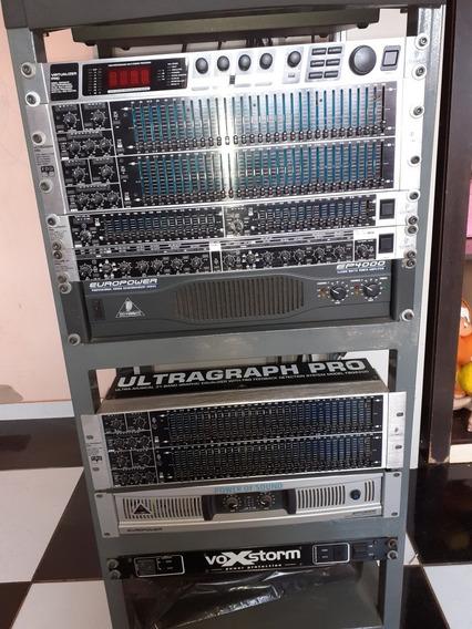 Vendo Rack Som Profissional Usado Algumas Vezes So