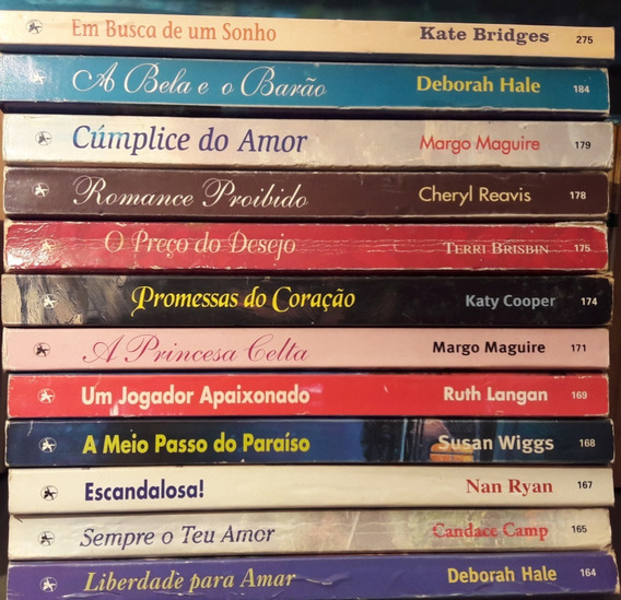 Clássicos Históricos Esp. Romances Nova Cultural Lote C/ 20