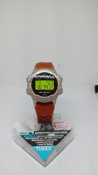 Relogio Timex Expedition Indiglo 73552