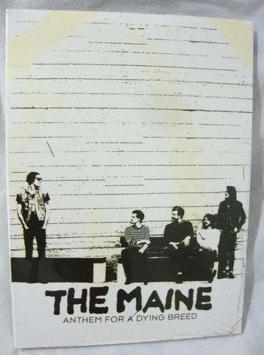 Imagem 1 de 6 de Dvd The Maine Anthem Ford A Dying Breed