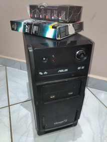 Cpu Gamer Basico Pentium 4 Geração Com Placa De Video