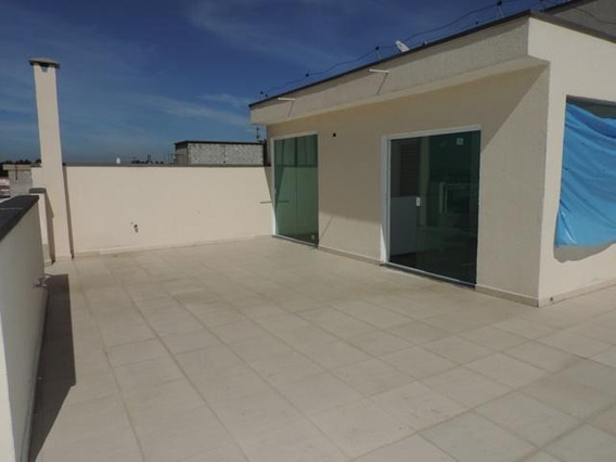 Cobertura Residencial À Venda, Paulicéia, São Bernardo Do Campo. - Co0192