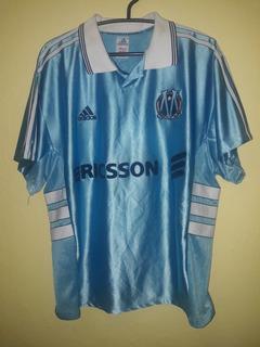 Camisa Do Olympique De Marseille (adidas) Tamanho G