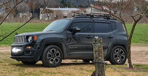 Jeep Renegade 1.8 Longitude At6 2018 + Accesorios Service Of