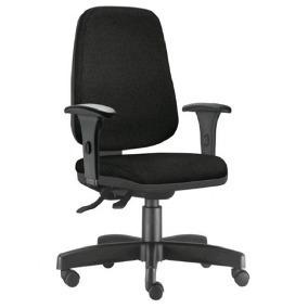 Cadeira Giratória Job Diretor Ergonomica Braços Frisokar
