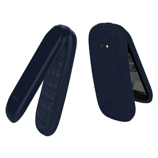 Celular Maxwest Uno Flip 2,4 Azul 8mb+32mb