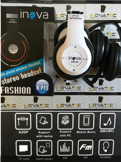 Fone Via Bluetooth Inova