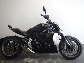 Ducati X Diavel - Só 5.000 Km !!