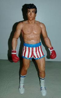Rocky Balboa Neca Rocky Silvester Stallone Excelente