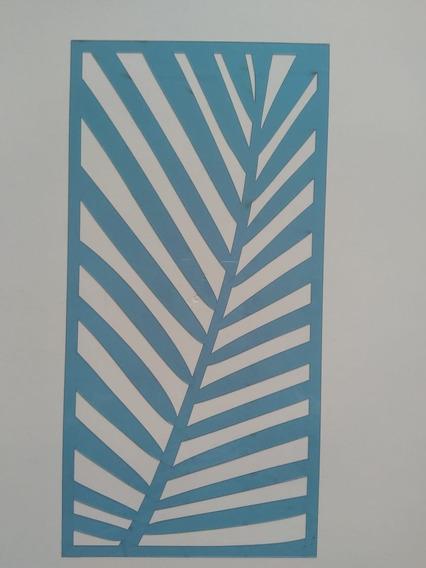 Stencil Molde Para Aerografia E Pintura Textura 1