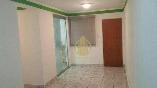Imagem 1 de 6 de Apartamento Com 2 Dormitórios À Venda, 45 M² Por R$ 138.000,00 - Vila Virgínia - Ribeirão Preto/sp - Ap0308