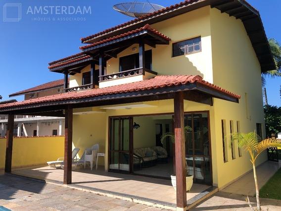 4 Dormitórios Em Condomínio Fechado - Cc00148 - 67827161
