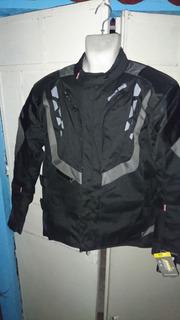 Chamarra Black Biker Nueva