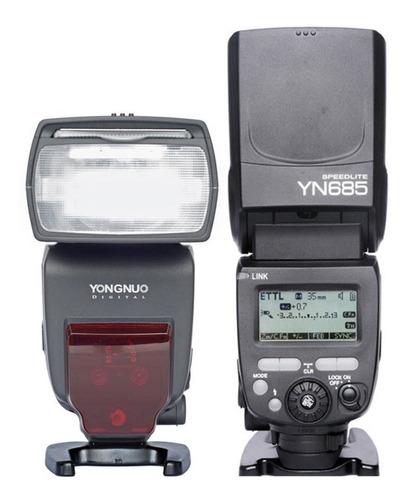 Flash Yongnuo Yn685ex Para Canon Garantia Oferta