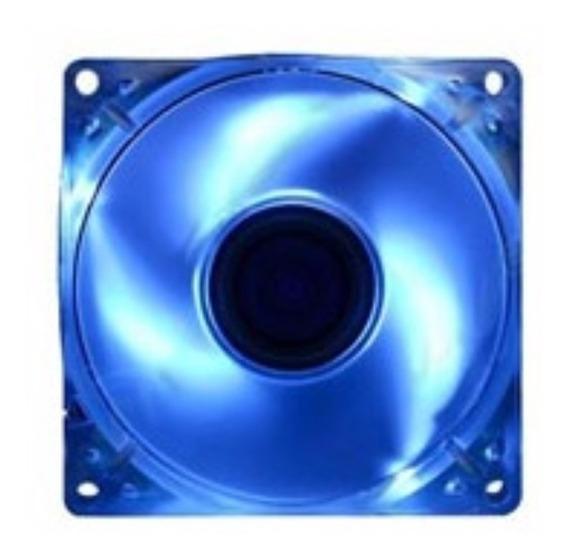 Fan 80mm Titan Tfd-c8025l12z/ld2 Blue