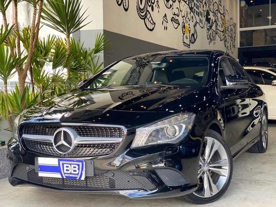 Mercedes Cla 200 Vision 1.6 Turbo 2015 Com Teto