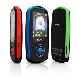 Mp4 4 Gb + 16gb Kingston Bluetooth Fm Bateria Alta Dura