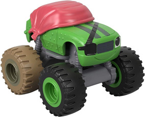 Blaze And The Monster Machines Picles Pirata Fisher Price