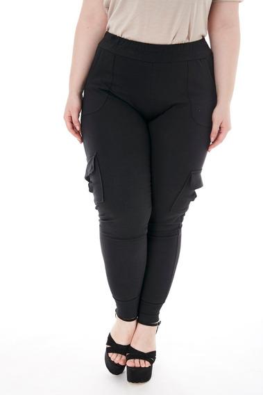 Pantalon Jogging Casual Mujer Talles M Al Xxl De Algodon