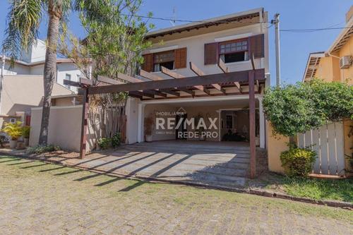 Imagem 1 de 30 de Casa Com 4 Dormitórios Para Alugar, 600 M² Por R$ 6.500,00/mês - Parque Da Hípica - Campinas/sp - Ca7479