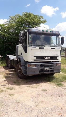 Iveco Cavallino 320 Tractor 6x2