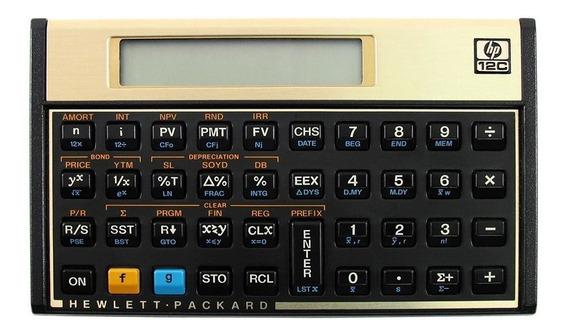 Hp12c Calculadora Financeira