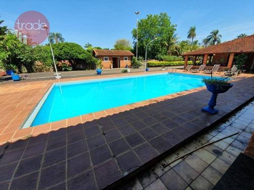 Imagem 1 de 19 de Chácara Com 3 Dormitórios À Venda, 5362 M² Por R$ 1.060.000,00 - Recreio Internacional - Ribeirão Preto/sp - Ch0094