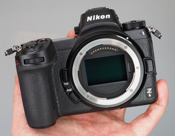 Nikon Z6 Seminueva, Tomo Equipos Nikon Canon Sony