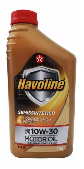 1 Litro Óleo Motor Havoline 10w30 Sintético