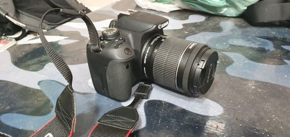 Câmera Canon T5i Poucos Cliques + Acessorios